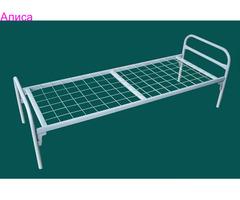 Купить кровати металлические в общежития