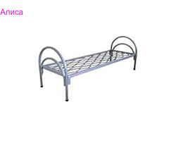 Качественные кровати металлические для лагерей