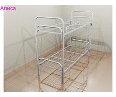 Кровати металлические для строителей и рабочих