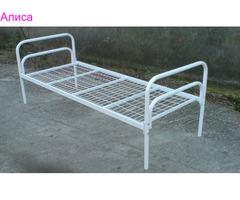 Кровати металлические в производственные помещения дешево