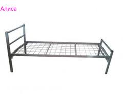 Кровати металлические по низкой цене от производителя